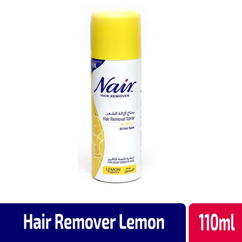 Nair Spray Hair Remover Lemon 110ml