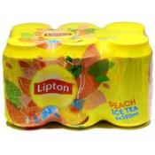 Lipton Peach Ice Tea 6x320 ml