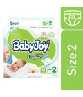 BabyJoy Compressed Superior Protection No.2 68 Diaper