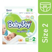 BabyJoy Compressed Superior Protection No.2 68 Diaper
