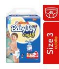 BabyJoy Culotte Compressed No.3 48 Diaper