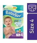 BabyJoy Compressed No.4 11 Diaper