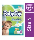 BabyJoy Compressed No.4  48 diaper