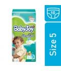 BabyJoy Compressed No.5 10 Diaper