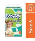 BabyJoy Compressed No.6 19 Diaper
