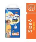 BabyJoy Culotte Compressed No.6 32 Diaper