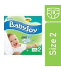 BabyJoy Compressed No.2 15 Diaper