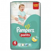 Pampers Pants No.4 52 Pants