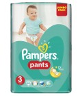 Pampers Pants No.3 60 Pants