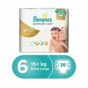 Pampers Premium Care No.6 36 Diaper