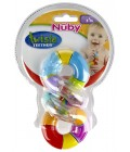 Nuby Twista Teether For 3 Months and Above