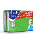 Fine Baby Diaper Economy Pack No.3 84 PC