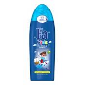 Fa Kids Shower Gel & Shampoo Wild Ocean Scent 250 ml