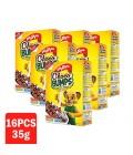 Poppins Choco Bumps 16x30 g