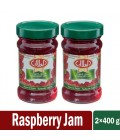 Al Alali Raspberry Jam 2x400 g
