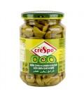 Crespo Sliced Green Olives 333 g