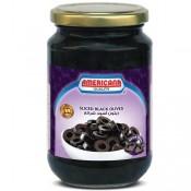 Americana Sliced Black Olives 335 g
