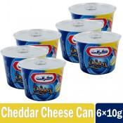 Kraft Cheddar Cheese Can 6x106 g