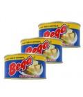 Beqa Processed Cheddar Cheese 3x340 g
