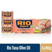 Rio Tuna Olive Oil 3x80 g