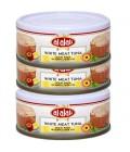 Alali Pro.White Meat Tuna In Sunflower Oil 3x170g