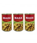 Maza Whole Mushrooms 3x400 g