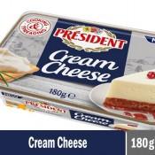 President Cream Cheese 180 g