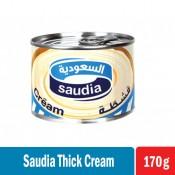Saudia Thick Cream 170 ml