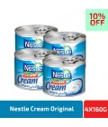 Nestle Cream Original 4x160 g