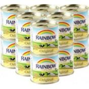 Rainbow Evaporated Milk 12x170 ml