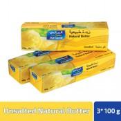 AL Marai Unsalted Natural Butter 3x100 g