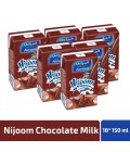 Al Marai Nijoom Chocolate Milk 18x 150 ml