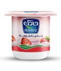 Nadec Strawberry Fruit Yoghurt 120 g