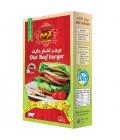 Al Zaeem Beef Burger Diet 560 g