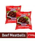 Americana Beef Meatballs 2x500 g