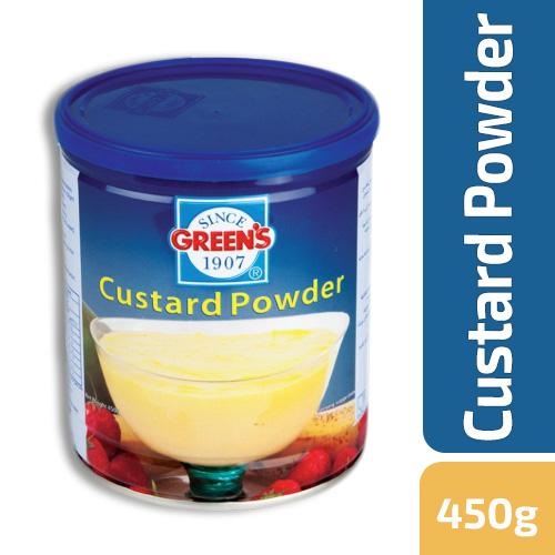 Greens Custard Powder 450 g