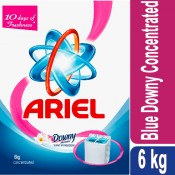 Ariel Blue Downy Concentrated 6 kg