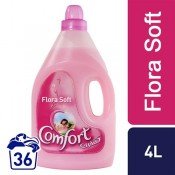 Comfort Dilute Flora Soft 4 Ltr