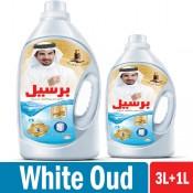 Persil White Oud 3 Ltr+1 Ltr Free