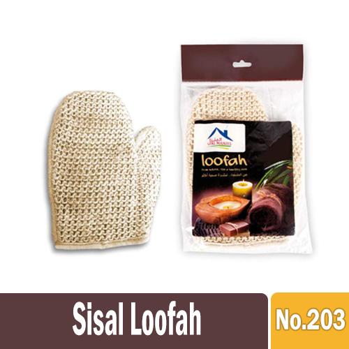 Al Manzel Sisal Loofah No 203