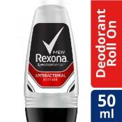 Rexona Men Antibacterial Roll 50 ml