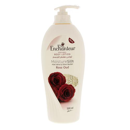 Enchanter Body Lotion Rose Oud 500 ml