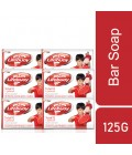 Lifebuoy Total 10 Bar Soap 6x125 g
