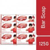 Lifebuoy Total 10 Bar Soap 6x125 g