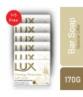 Lux Bar Soap Creamy Perfection 6x170 g