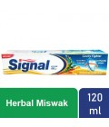 Signal Herbal Miswak  Toothpaste 120ml