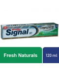 Signal Thoothpaste Fresh Naturals 120 ml