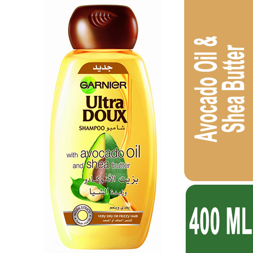 Garnier Ultra Doux Avocado & Shea Butter 400 ml
