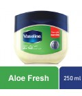 Vaseline Aloe Fresh Light Hydrating  Jelly 250 ml