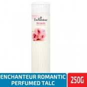 Enchanteur Romantic Perfumed Talc 250 g